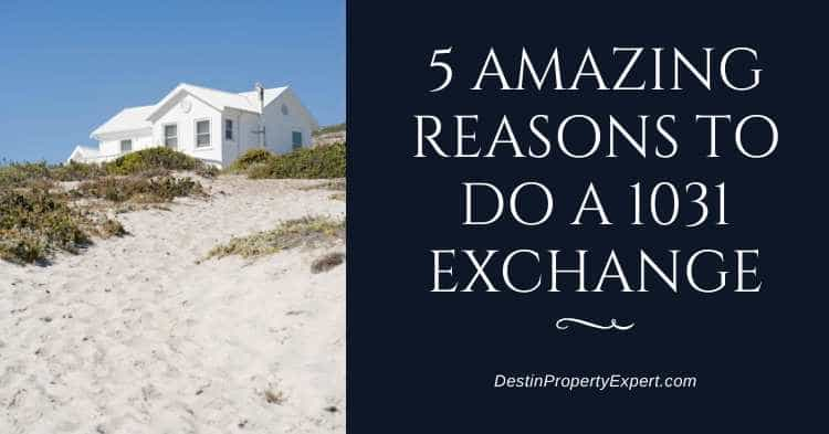 5 amazing reasons why to do a 1031 exchange in Florida
