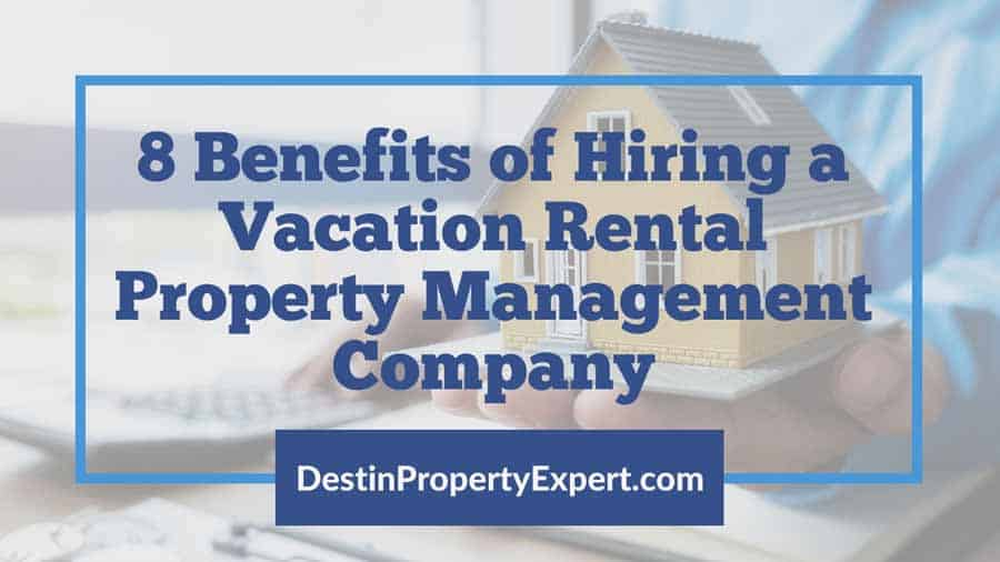Benefits of hiring a vacation rental management company