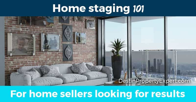 Home staging 101 for those sellers looking for the best results