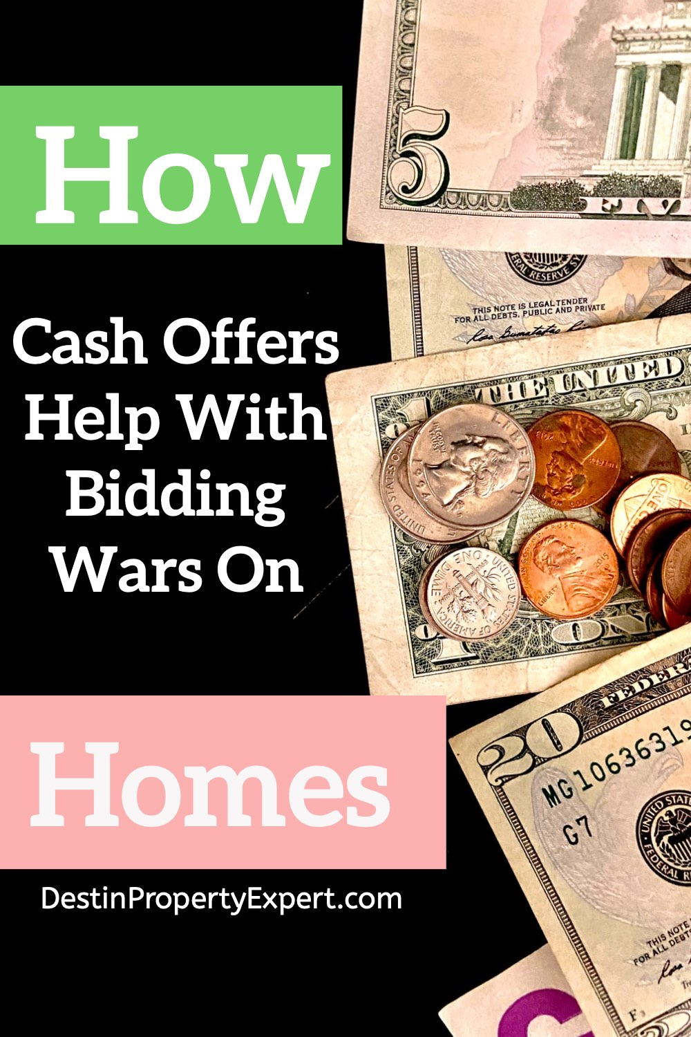 How to buy a home with a cash offer