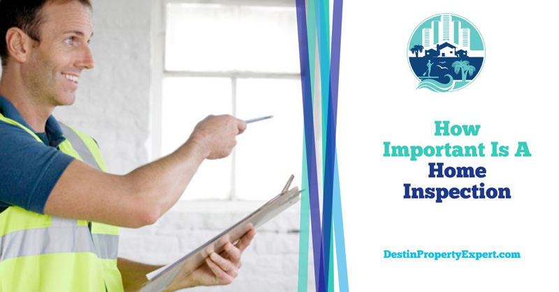 Is it necessary to have a professional inspector look at your home when purchasing?