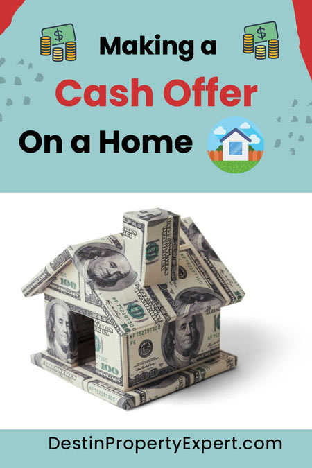 The best way to make a cash offer on a home