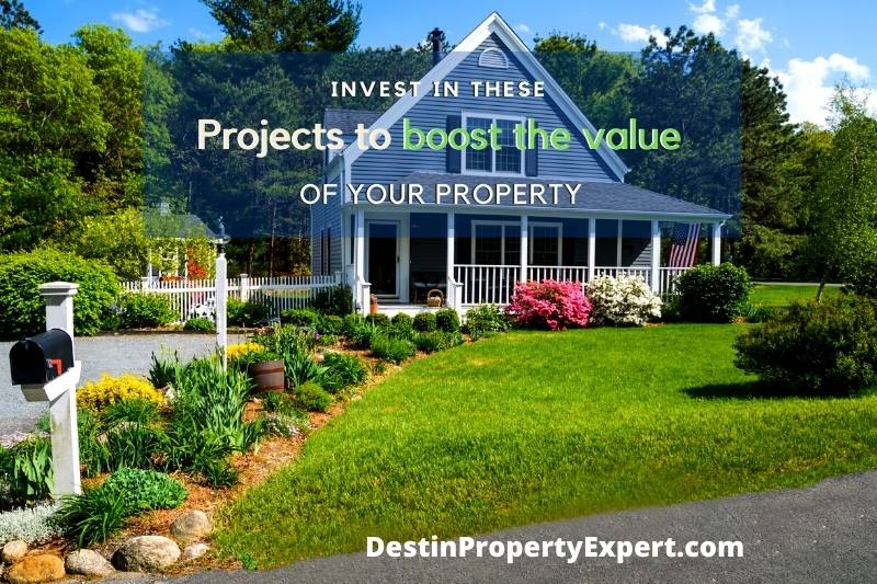 Boost the value of your home with these projects