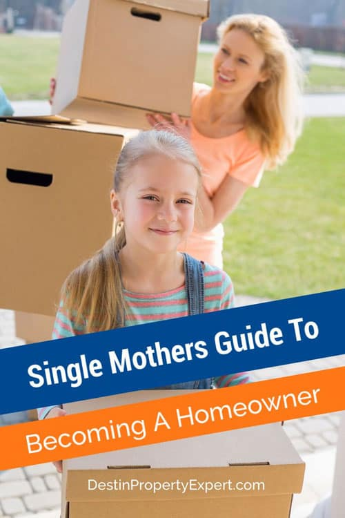 the complete single mother's guide to becoming a homeowner