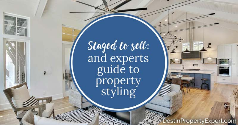 Staging your house to help it sell faster and for more money
