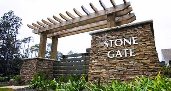 Stonegate homes for sale by DR Horton in Santa Rosa Beach Florida