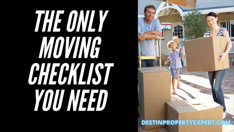 The only moving checklist you need