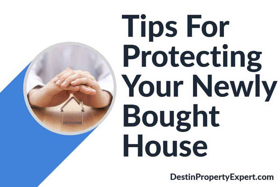 Tips for protecting your newly bought a house with a home warranty