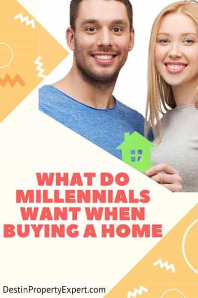 What do millennial's want when buying a home