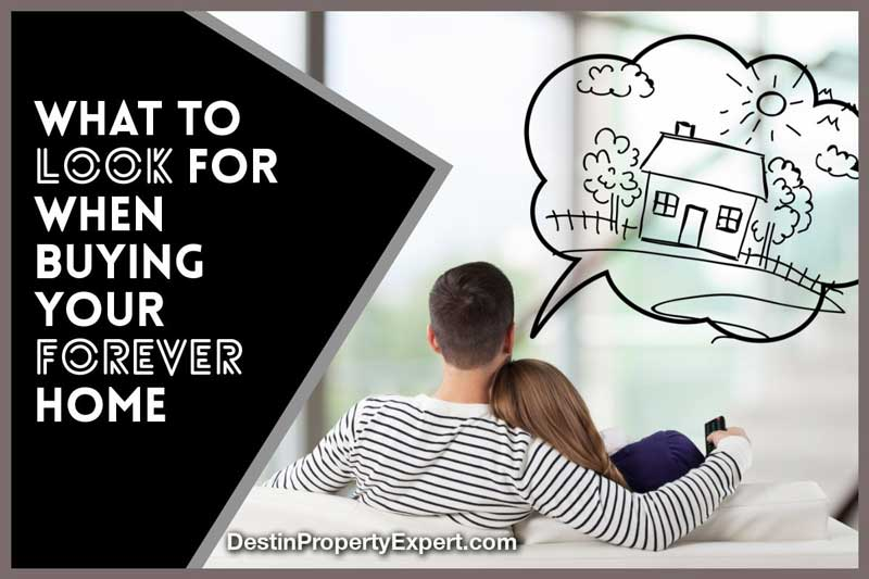 When buying your forever home there are certain things that you must look for when house hunting
