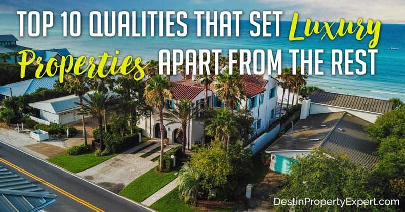 The top qualities that set luxury properties apart from the rest