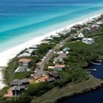 Blue Mountain Beach neighborhood on 30a