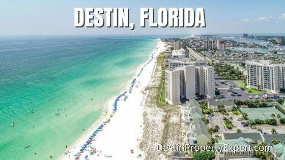 Destin FL beachfront condos and homes for sale