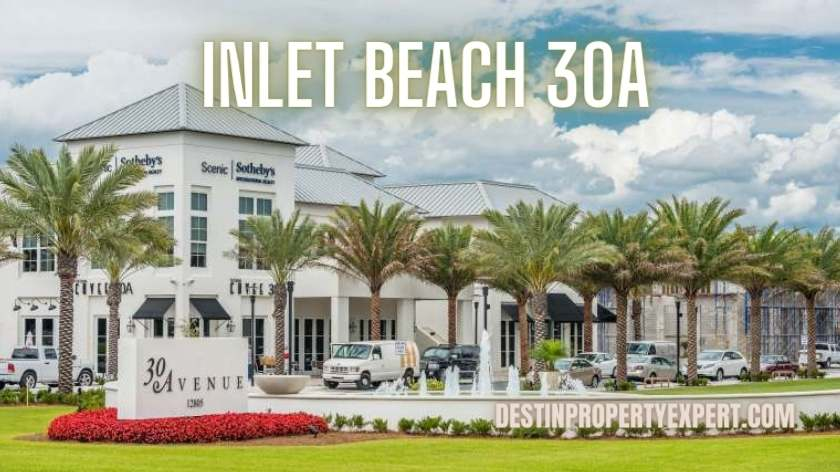 Inlet Beach homes and condos for sale