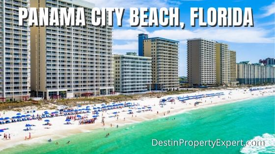 Panama City Beach FL condos and homes for sale