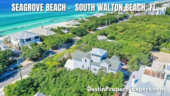 Seagrove Beach FL homes and condos for sale