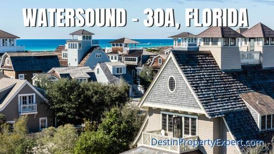Watersound real estate 30a