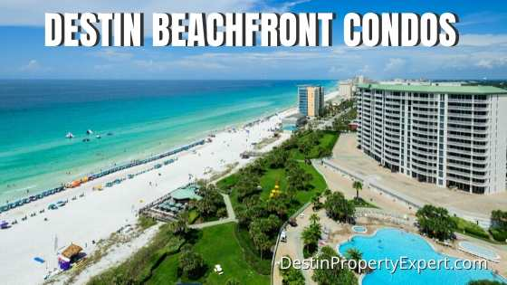 Destin Beachfront condos for sale
