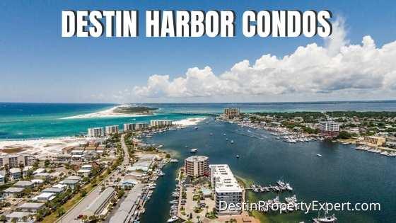 Destin Harbor condos for sale