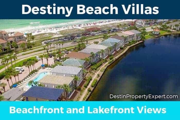 Destiny Beach Villas, Destiny condos, Destiny East villas for sale