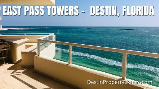 East Pass Towers condos for saleIn Destin Florida