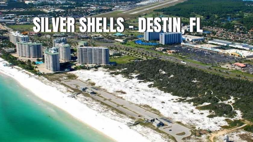 Silver Shells condos in Destin