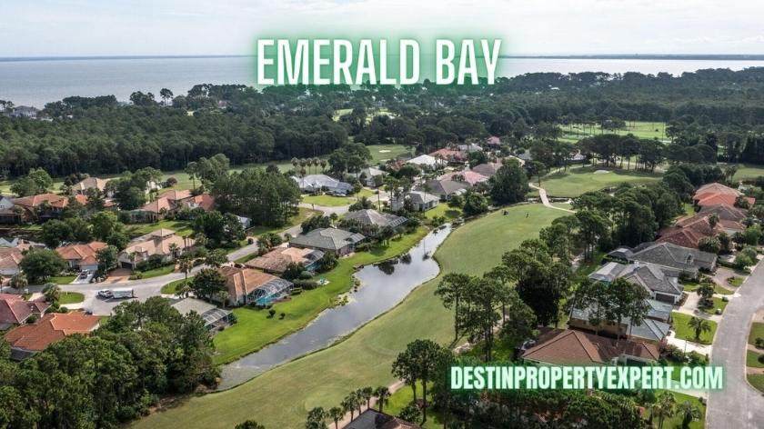 Emerald Bay homes for sale Destin