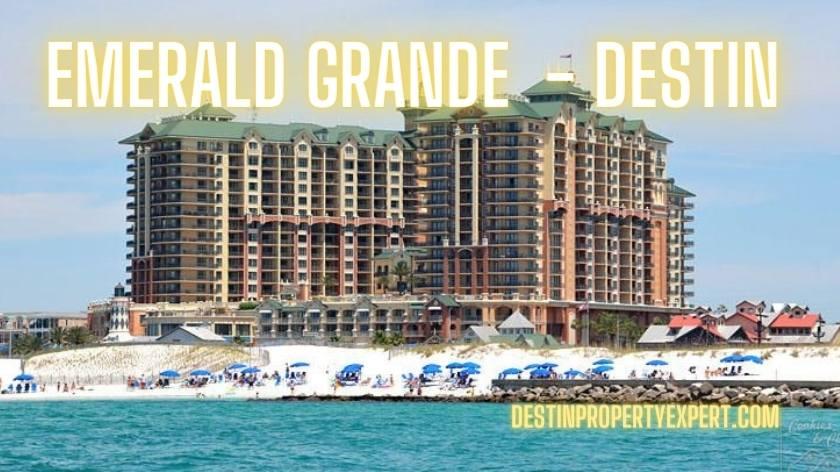 Emerald Grande condos for sale Destin, FL