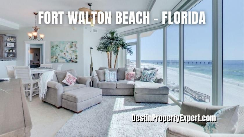 Fort Walton Beach and Okaloosa Island condos for sale