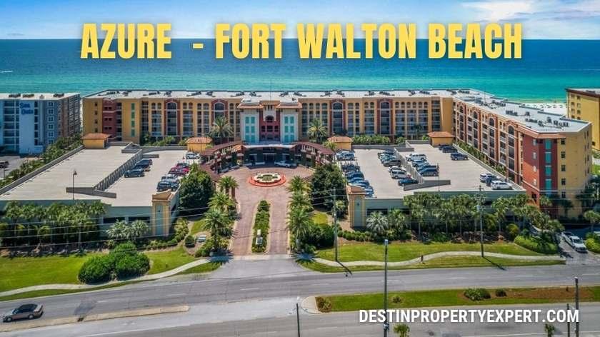 Azure condo in Fort Walton Beach FL