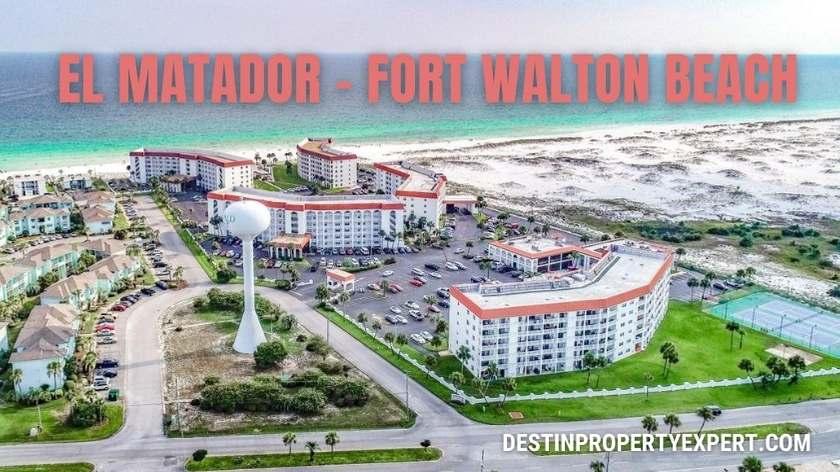 El Matador condo in Fort Walton Beach Florida