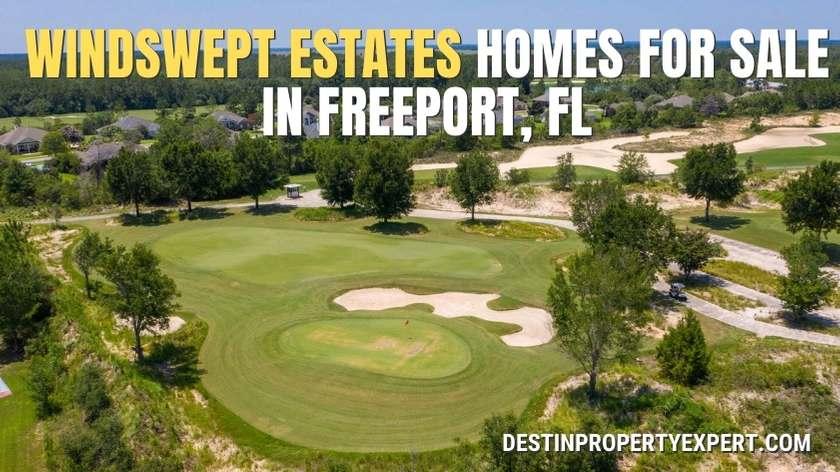 Windswept Estates homes for sale