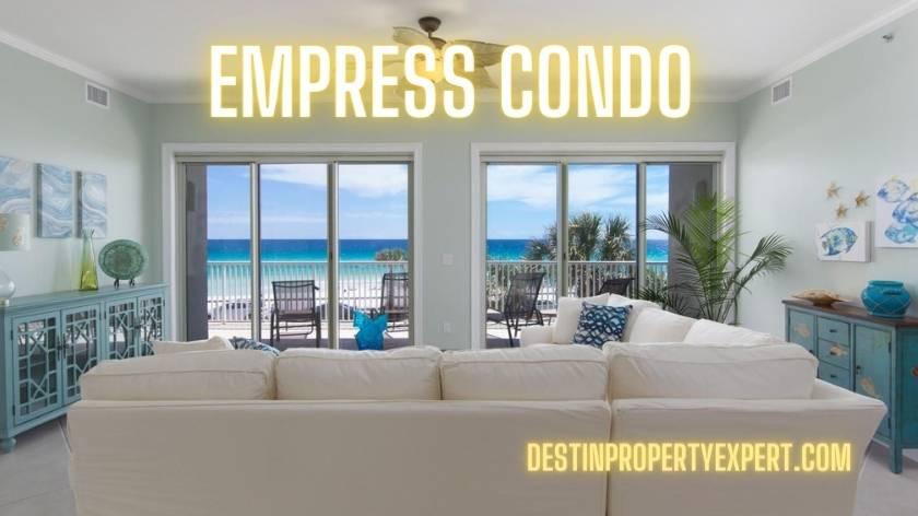 Empress condos for sale in Miramar Beach