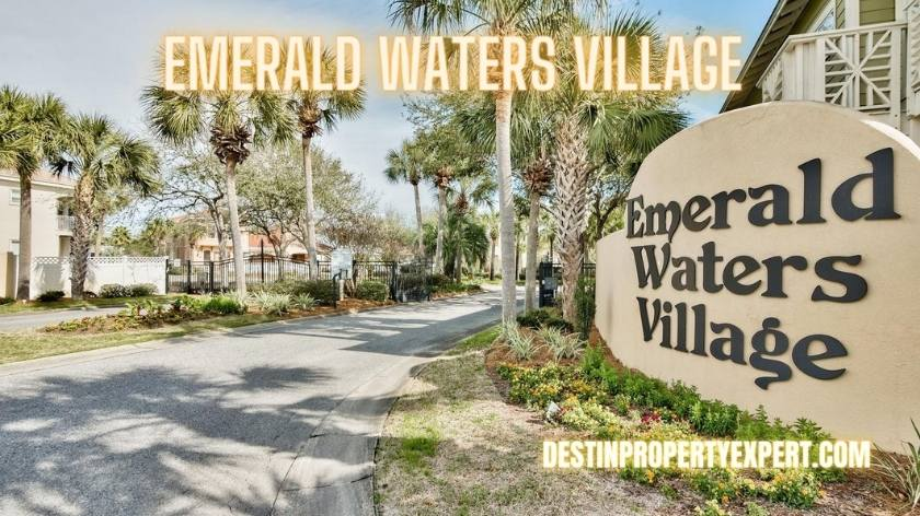 Emerald Waters Village homes for sale