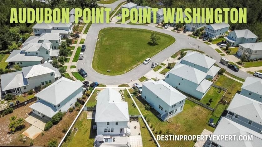 Audubon Point homes for sale Point Washington