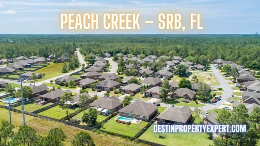 Peach Creek homes for sale Point Washington
