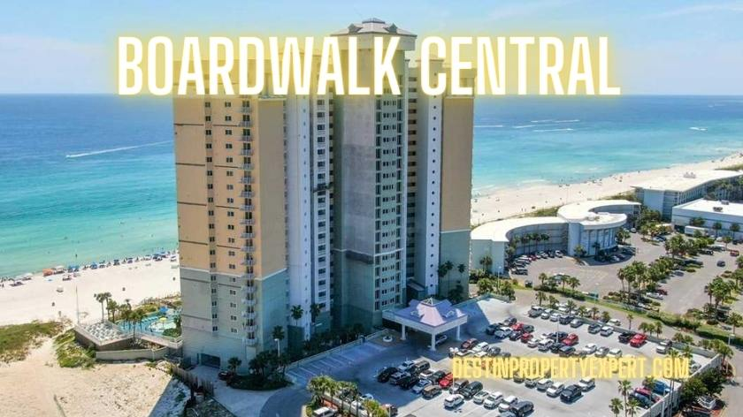 Boardwalk Central condos for sale in Panama City Beach