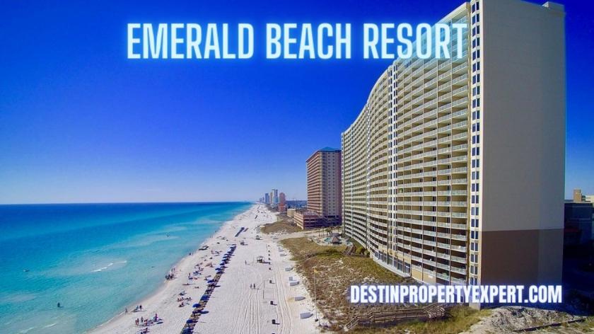 Emerald Beach resort for sale PCB