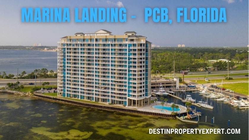 Marina Landing condos for sale PCB