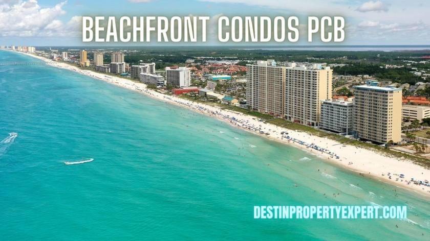 Beachfront condos for sale Panama City Beach
