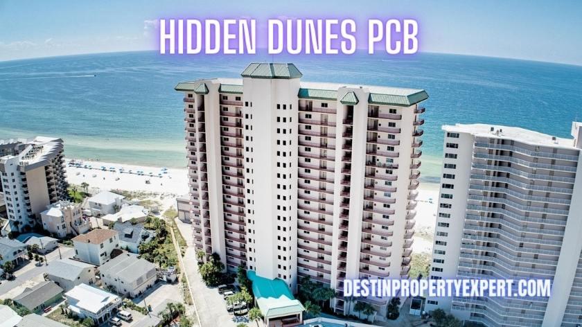 Hidden Dunes condos for sale PCB