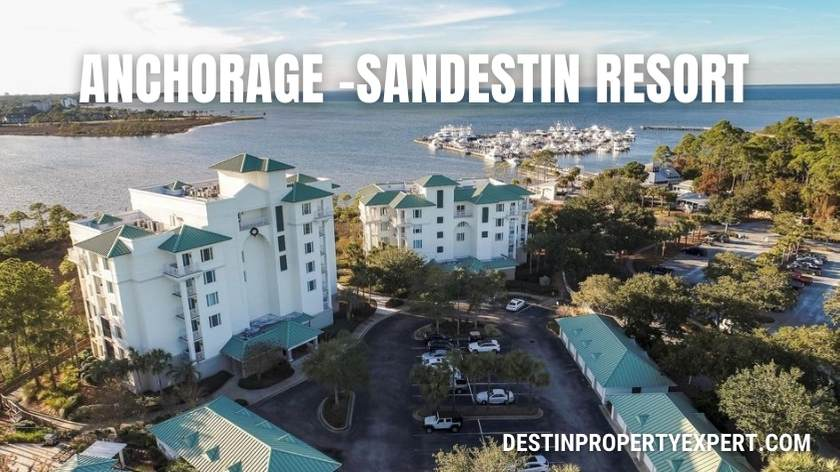 Anchorage condo Sandestin Resort Florida