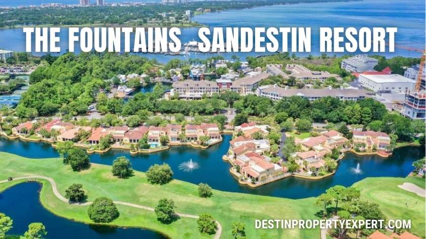 Homes for sale at the Fountains at Sandestin