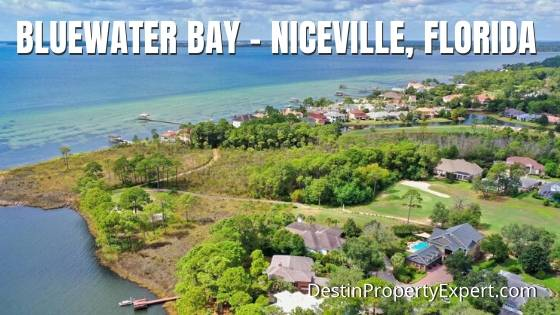 Bluewater Bay homes for sale – Niceville, FL
