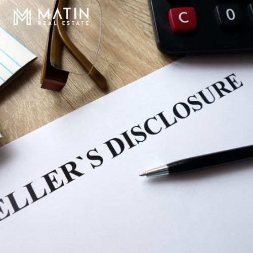 what is a seller's disclosure form