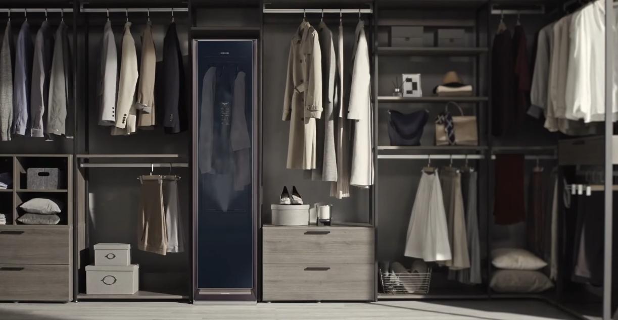 smart closets for luxury portland homes.