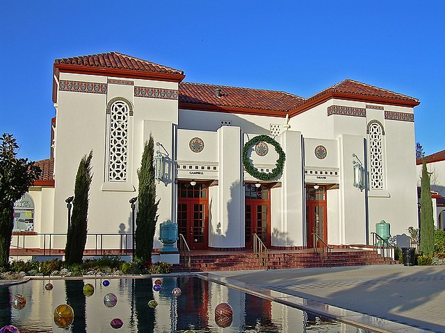 Campbell CA Heritage Theater