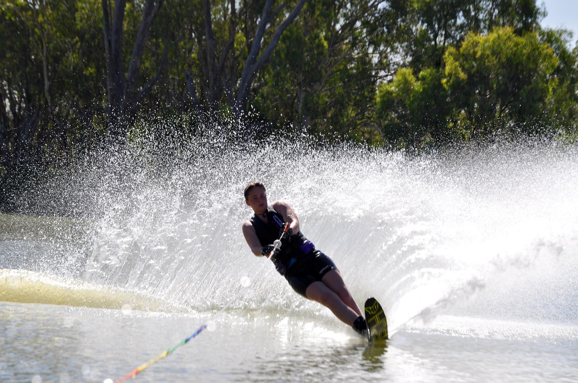water ski homes