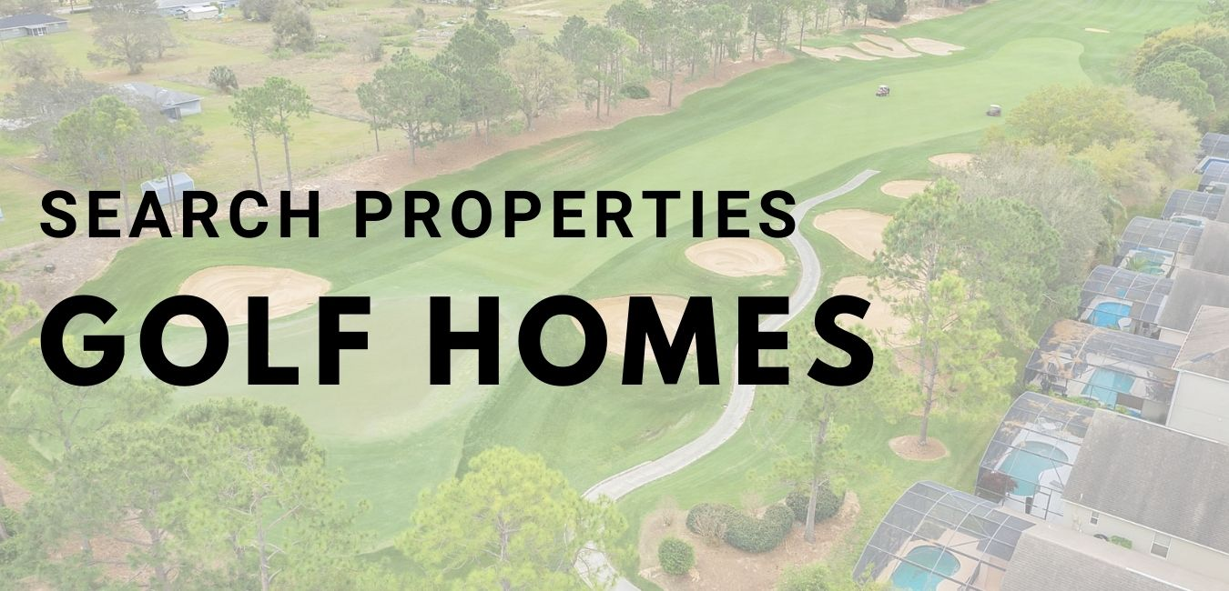 winter haven golf homes