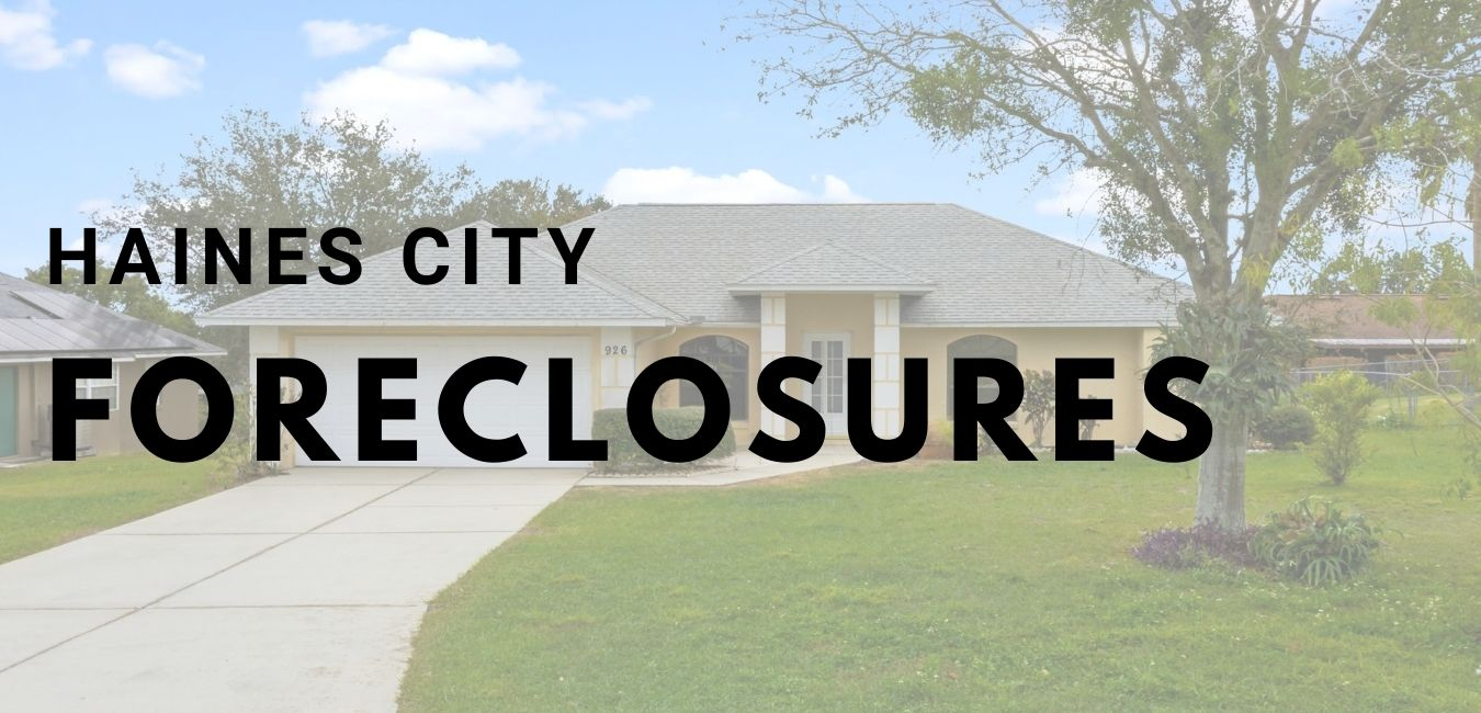 haines city foreclosures bank owned